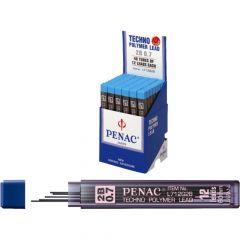 Mine creion mecanic 0,7mm, 2B, Penac