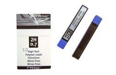 Mine creion mecanic 0,7mm, 2H, Penac