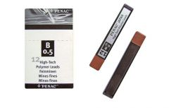 Mine creion mecanic 0,5mm, B, Penac