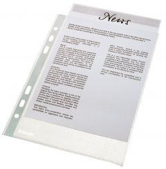 File de protectie A5, transparente, 43 mic, 100buc/set, Esselte