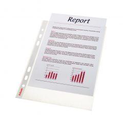 File de protectie A5, transparente, 65 mic, 100buc/set, Esselte