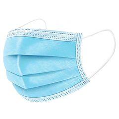 Masca de protectie in 3 straturi, 3 pliuri, de unica folosinta 50buc/set (certificata CE)
