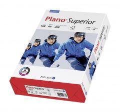 Carton copiator A4, 160g, alb, Plano Superior