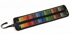 Creioane colorate 72culori/set + ascutitoare + guma, rollup, Polycolor Koh-I-Noor