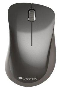 Mouse optic, wireless, 3 butoane si 1 scroll, CMSW911DG, Canyon