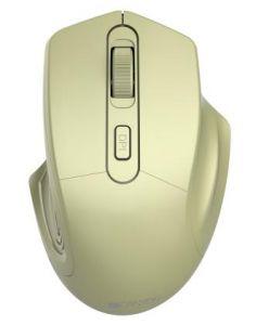 Mouse optic, wireless, 3 butoane si 1 scroll, auriu, CNE-CMSW15GO, Canyon