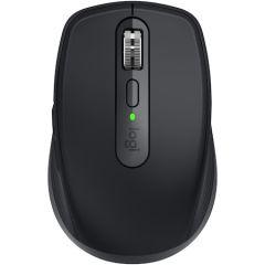 Mouse optic, wireless, 6 butoane si 1 scroll, negru grafit, Multidevice, MX Anywhere 3 Logitech
