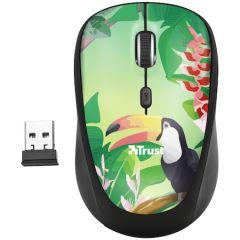 Mouse optic, wireless, 4 butoane si 1 scroll, toucan, 23389 Yvi Trust