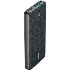 Baterie externa, 20000mAh, conectivitate USB si USB-C, negru, Anker PowerCore Metro Slim