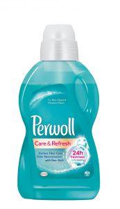 Detergent lichid pentru tesaturi, 900ml, Care & Refresh Perwoll