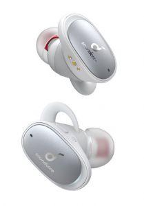 Casti in-ear, alb, bluetooth 5.0, waterproof, Soundcore Liberty 2 Pro True Anker
