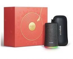 Boxa portabila, negru, bluetooth, Soundcore Flare Xmas Limited Edition Anker