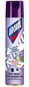 Spray impotriva moliilor si acarienilor, 250ml, Aroxol