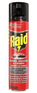 Spray impotriva gandacilor si furnicilor, 400ml, Raid