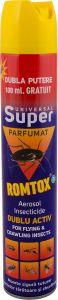 Spray insecticid universal, 500ml, Romtox