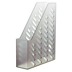 Suport vertical transparent fumuriu HAN Klassik