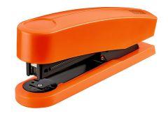 Capsator metal/plastic portocaliu, 24/6, 26/6 ColorID B2 Novus