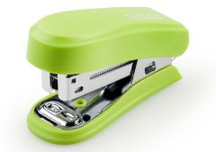 Capsator plastic verde, 24/6 si 26/6 Mini Novus