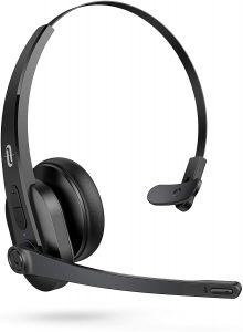 Casti on-ear, negru, bluetooth 5.0, TT-BH041 TaoTronic