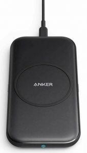Incarcator wireless, 10W, negru, PowerWave Base Pad Anker