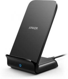 Incarcator wireless, 10W, negru, PowerPort Stand Anker