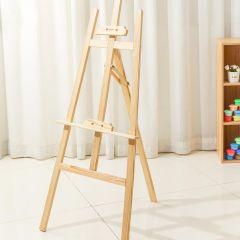 Sevalet lemn pin, 117cm x 56cm, Deli