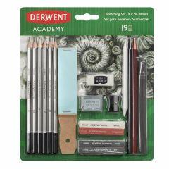 Set desen, 19piese/set, Derwant Academy