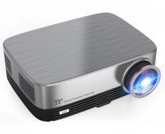 Videoproiector cu difuzor, LCD, 3500 lumeni, HD, TaoTronics