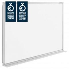 Whiteboard magnetic, 90cm x 180cm, Magnetoplan