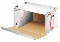 Container arhivare cutii de arhivare, cu deschidere frontala, 540x258x360 mm, Esselte