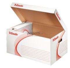 Container arhivare cutii de arhivare, cu capac, 560x275x370mm, Esselte
