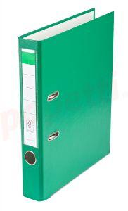 Biblioraft plastifiat 5cm, verde, Benson