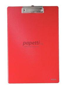 Clipboard simplu rosu A4 Esselte