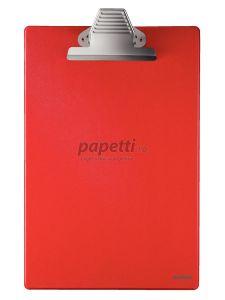 Clipboard simplu rosu A4 Jumbo Esselte