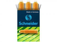 Rezerva textmarker portocaliu, Maxx Eco 666 Schneider