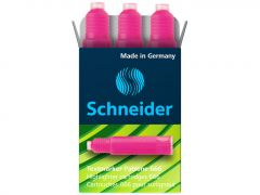 Rezerva textmarker roz, Maxx Eco 666 Schneider