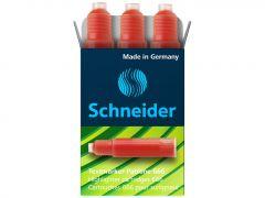 Rezerva textmarker rosu, Maxx Eco 666 Schneider