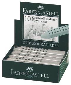 Guma cauciuc sintetic, gri, Grip 2001 Faber Castell-FC187100