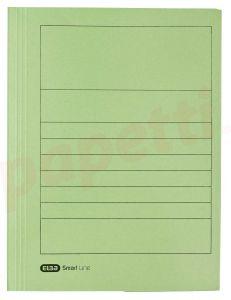 Dosar plic carton verde, Elba