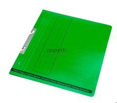 Dosar de incopciat 1/1, carton verde, Benson