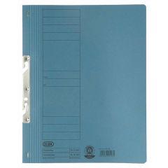 Dosar de incopciat 1/1, carton albastru, Elba