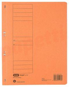 Dosar de incopciat cu capse 1/1, carton portocaliu, Elba