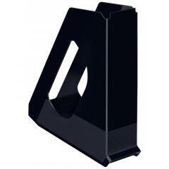 Suport vertical negru Europost Esselte