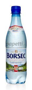 Apa minerala carbogazoasa, 0,5l, 12buc/bax, Borsec