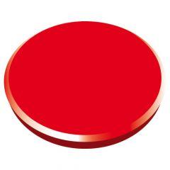 Magneti, 32mm, culoare rosu, 10buc/set, Alco