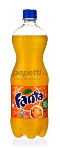 Fanta Portocale 1,25l, 6buc/bax