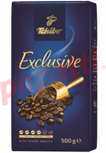 Cafea Tchibo Exclusive, macinata, 500g