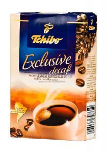 Cafea Tchibo Exclusive Decaf, decofeinizata, macinata, 250g