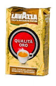 Cafea Lavazza Qualita Oro, macinata, 250g