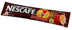 Cafea Nescafe 3 in 1 Original, 24 bucati x 11g